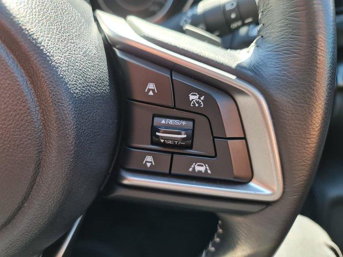 2018 Subaru Impreza 2.0i Premium G5 MY18 Four Wheel Drive White