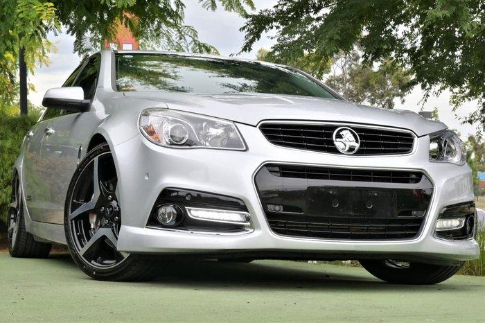 2014 Holden Commodore SS V Redline VF MY14 Silver