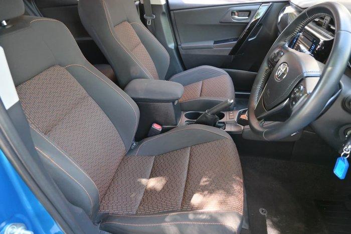 2017 Toyota Corolla SX ZRE182R Blue