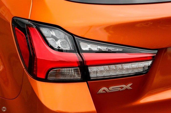 2020 Mitsubishi ASX MR XD MY20 Orange