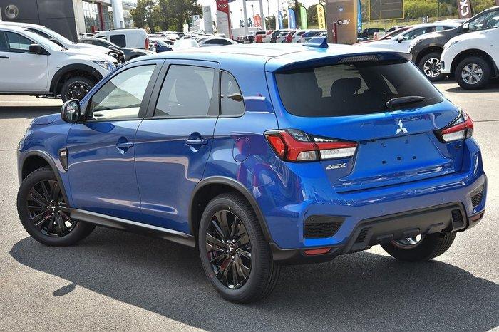 2020 Mitsubishi ASX MR XD MY20 Blue