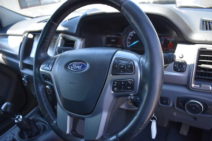 2015 Ford Ranger XLT PX MkII 4X4 Dual Range Grey