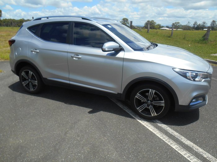 2019 MG ZS Essence AZS1 MY19 Sterling Silver