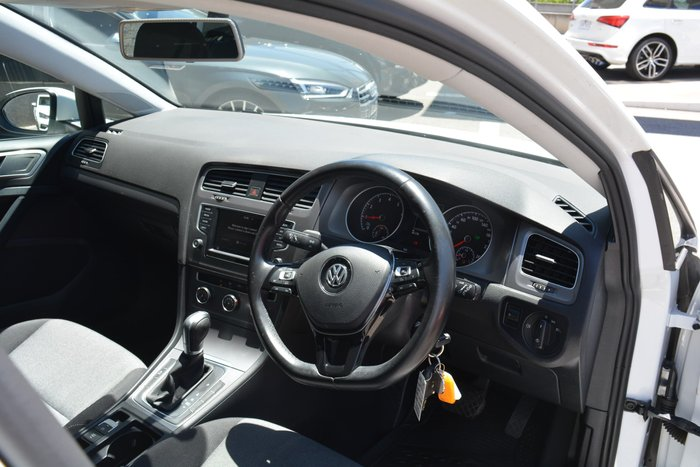 2016 Volkswagen Golf 92TSI 7 MY16 Pure White