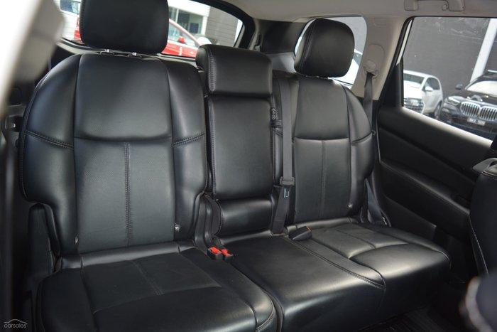 2017 Nissan Pathfinder Ti R52 Series II MY17 4X4 On Demand Ivory Pearl