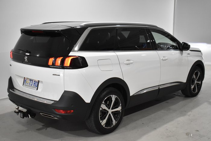 2018 Peugeot 5008 GT Line P87 MY18 White
