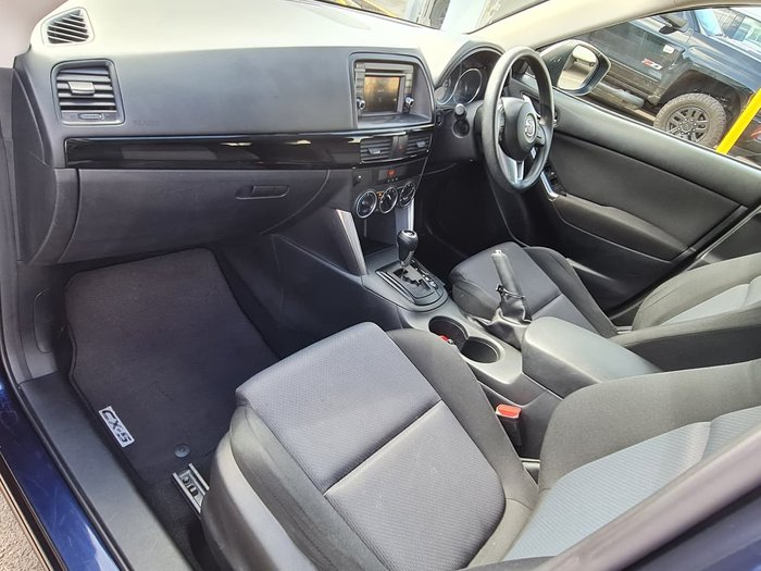 2012 Mazda CX-5 Maxx KE Series Blue