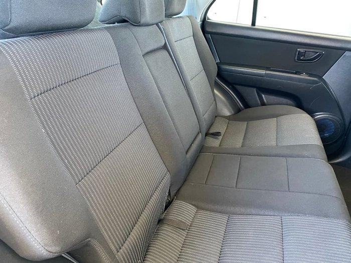 2009 Kia Sorento EX BL MY08 4X4 Dual Range Silver