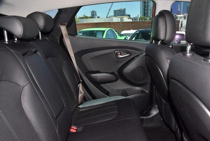 2014 Hyundai ix35 SE Series II Red
