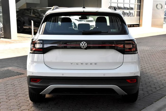 2020 Volkswagen T-Cross 85TSI Life C1 MY20 Pure White