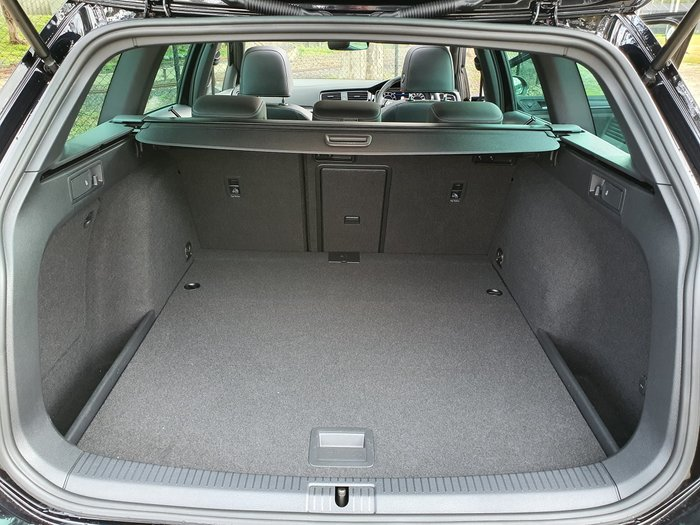 2020 Volkswagen Golf R 7.5 MY20 Four Wheel Drive Deep Black