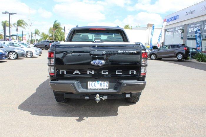 2017 Ford Ranger Wildtrak PX MkII 4X4 Dual Range