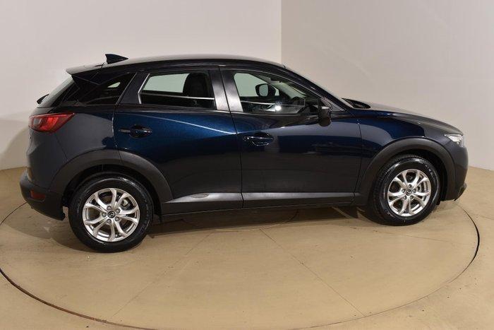 2016 Mazda CX-3 Maxx DK Blue