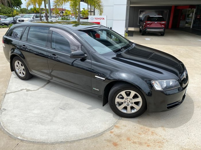 2010 Holden Commodore Omega VE MY10 Phantom