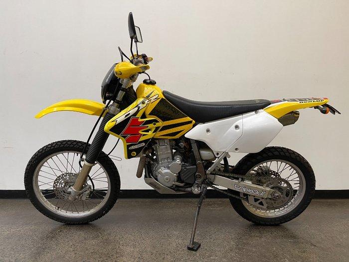 2000 Suzuki DR-Z400E (ELECTRIC) Yellow