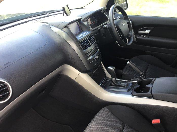 2014 Ford Territory TX SZ Four Wheel Drive Vanish