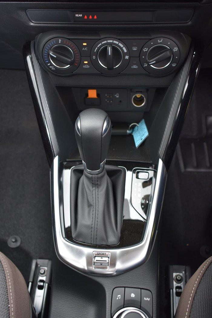 2020 Mazda 2 G15 Pure DJ Series Machine Grey