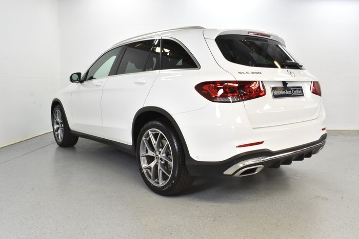 2019 Mercedes-Benz GLC-Class GLC200 X253 Polar White