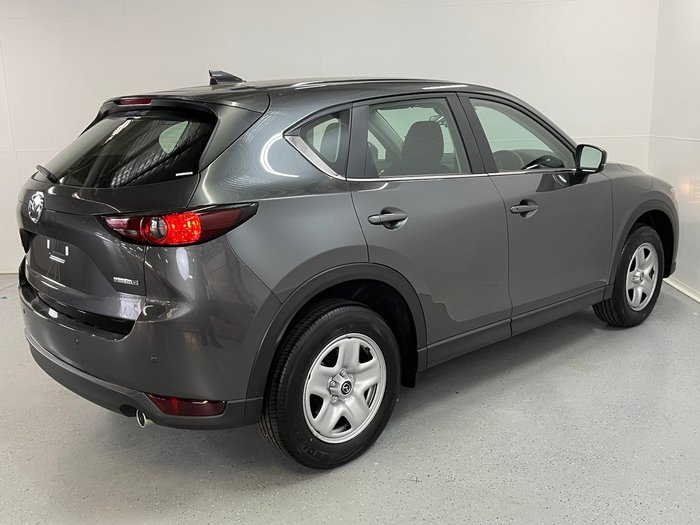 2020 Mazda CX-5 Maxx KF Series Machine Grey