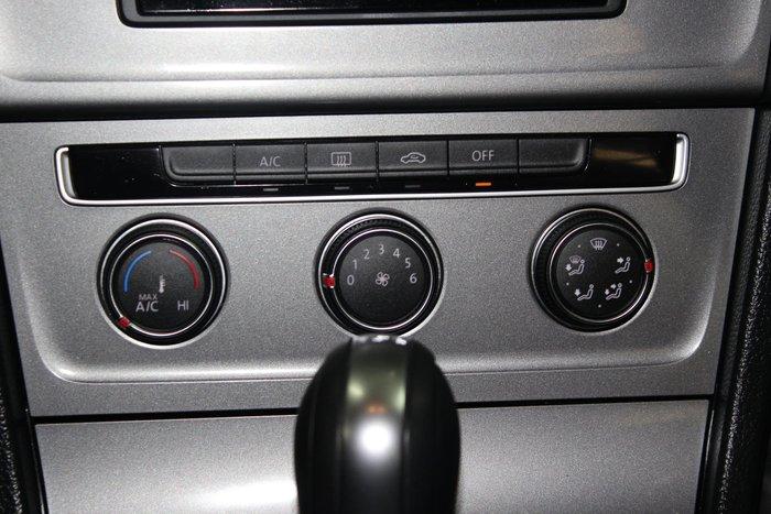 2014 Volkswagen Golf 90TSI 7 MY15 Silver