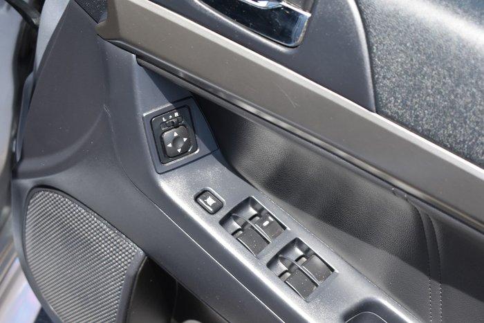 2015 Mitsubishi Lancer ES Sport CJ MY15 Cool Silver