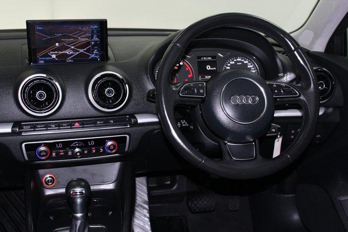 2014 Audi A3 Ambition 8V Glacier White