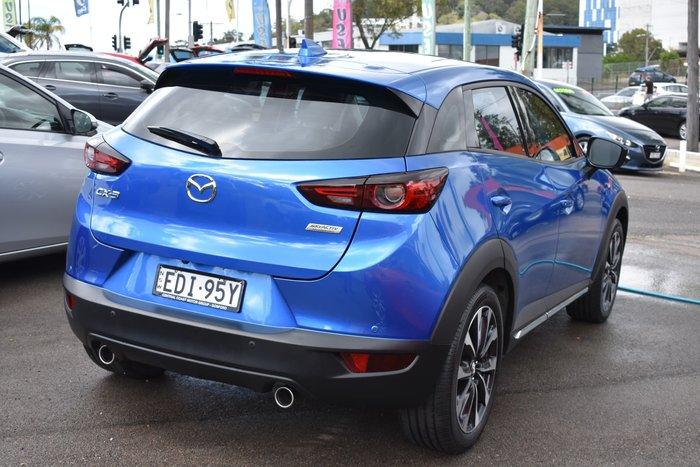 2019 Mazda CX-3 sTouring DK Dynamic Blue