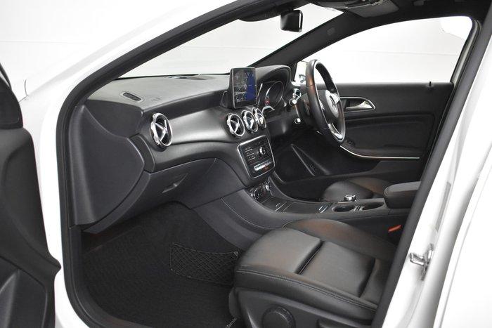 2018 Mercedes-Benz GLA-Class GLA180 X156 Polar White