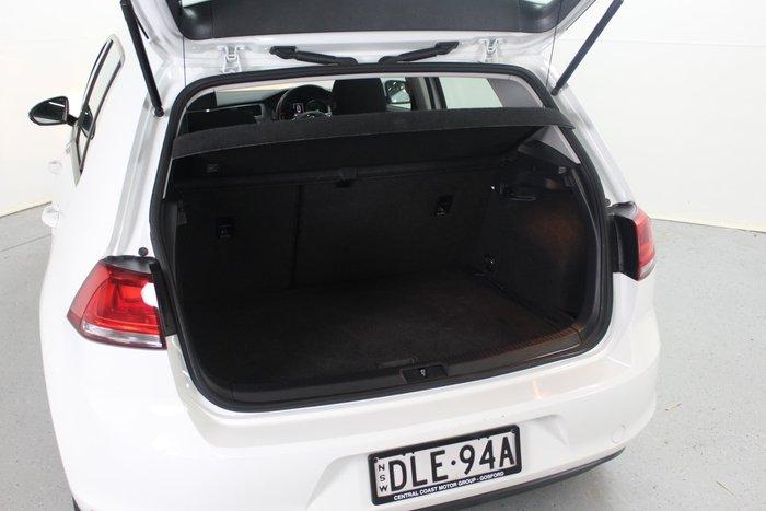 2017 Volkswagen Golf 92TSI 7 MY17 Pure White