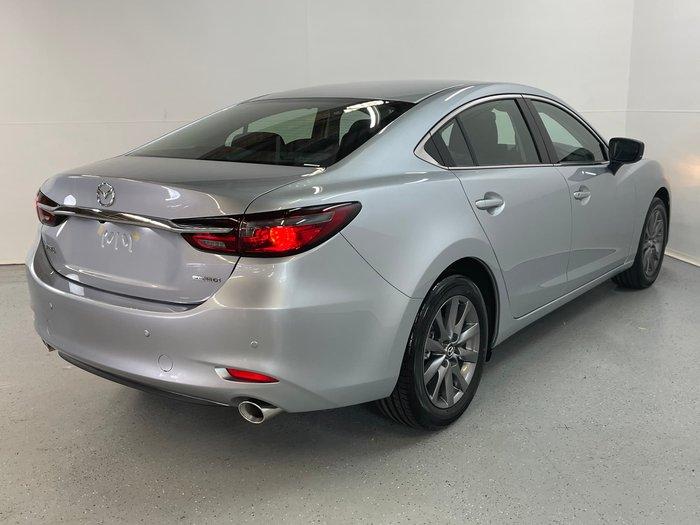 2020 Mazda 6 Sport GL Series Sonic Silver