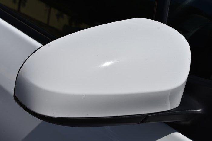 2019 Toyota Yaris Ascent NCP130R Glacier White