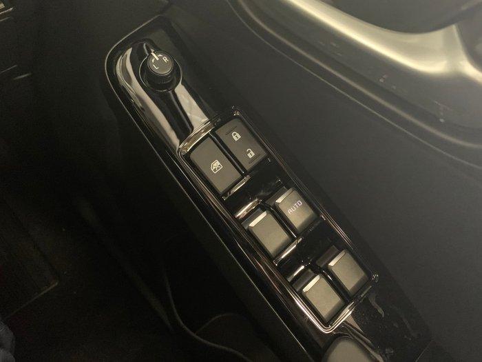 2020 Mazda BT-50 XT TF Concrete Grey