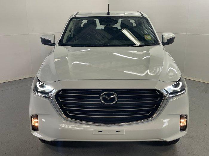 2020 Mazda BT-50 XTR TF Ice White
