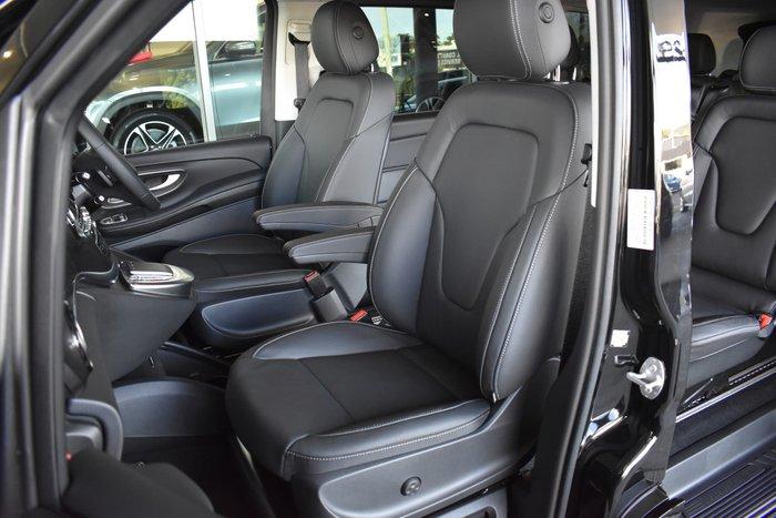 2020 Mercedes-Benz V-Class V220 d 447 Obsidian Black