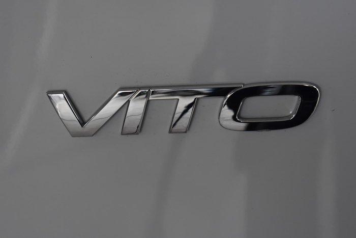 2020 Mercedes-Benz Vito 116CDI 447 Arctic White