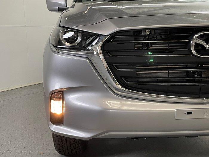 2020 Mazda BT-50 XT TF Ingot Silver
