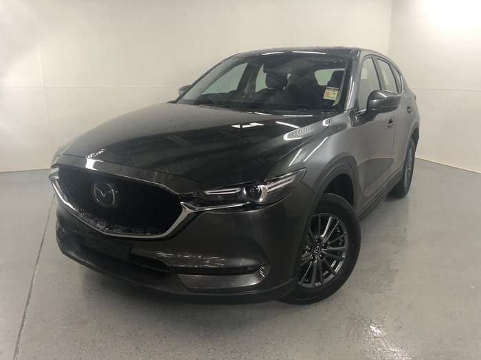 2020 Mazda CX-5 Maxx Sport KF Series Machine Grey