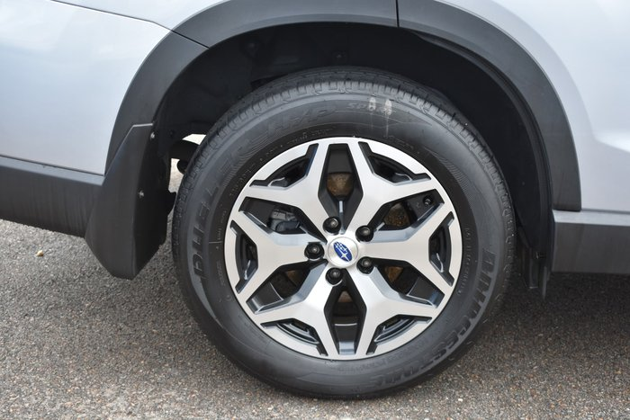 2019 Subaru Forester 2.5i S5 MY19 Four Wheel Drive Ice Silver