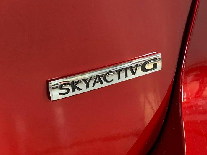 2020 Mazda 3 G25 GT BP Series Soul Red Crystal