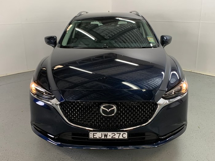 2020 Mazda 6 Sport GL Series Deep Crystal Blue