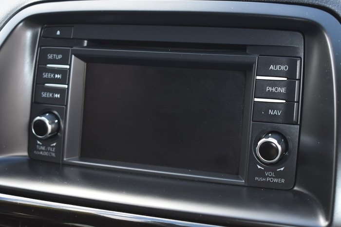 2013 Mazda CX-5 Maxx Sport KE Series MY13 Four Wheel Drive Aluminium