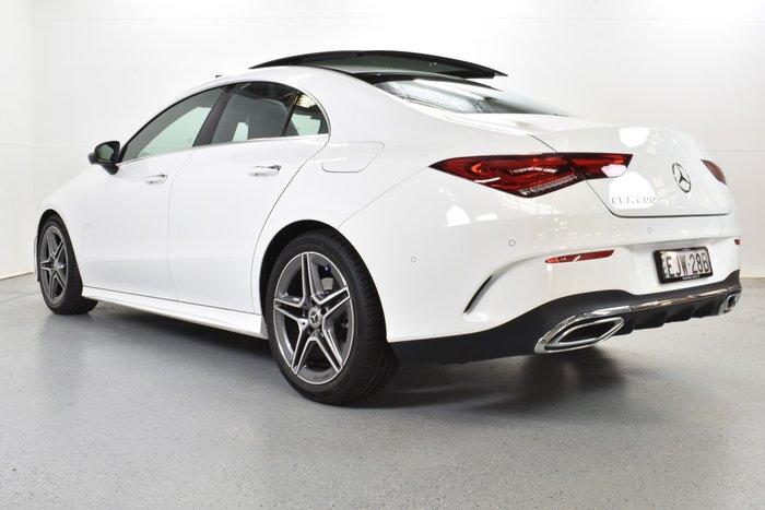 2019 Mercedes-Benz CLA-Class CLA200 C117 Polar White