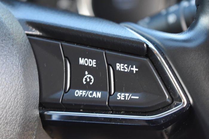 2018 Mazda CX-5 Touring KF Series 4X4 On Demand Deep Crystal Blue