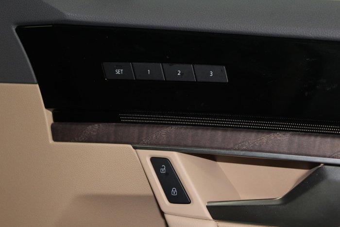 2020 Volkswagen Touareg 190TDI Adventure CR MY20 Four Wheel Drive Sechura Beige