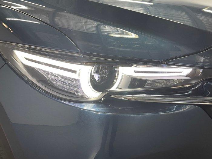 2020 Mazda CX-5 Maxx Sport KF Series 4X4 On Demand Eternal Blue