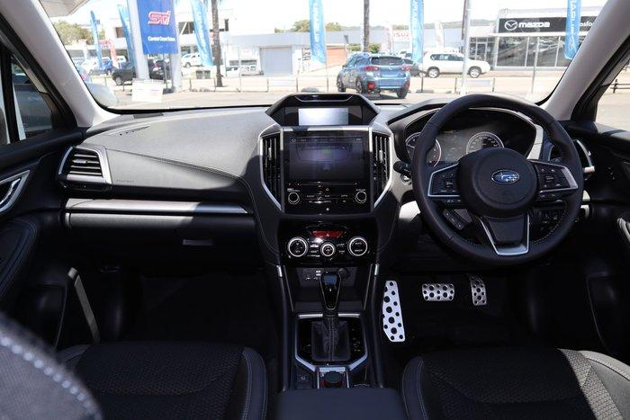 2020 Subaru Forester 2.5i Premium S5 MY21 Four Wheel Drive Ice Silver