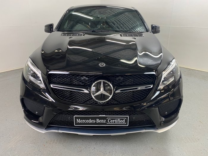 2019 Mercedes-Benz GLE-Class GLE43 AMG C292 Four Wheel Drive Obsidian Black