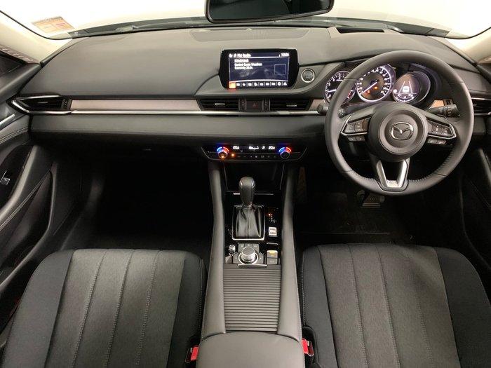 2020 Mazda 6 Sport GL Series Titanium Flash