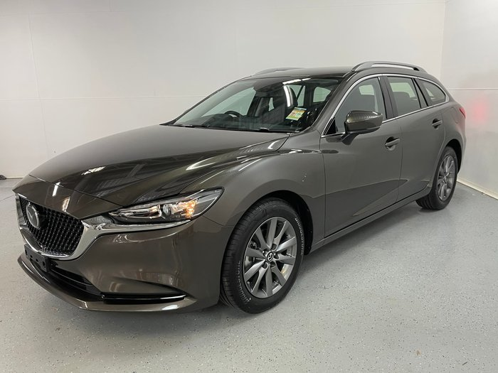 2020 Mazda 6 Sport GL Series Titanium Flash