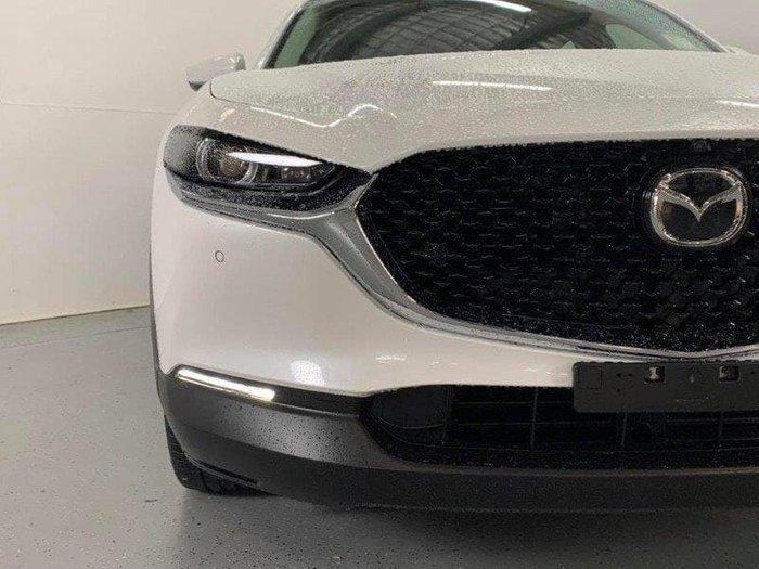 2020 Mazda CX-30 G25 Astina DM Series Snowflake White Pearl